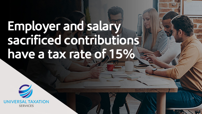 employer contribution of tax