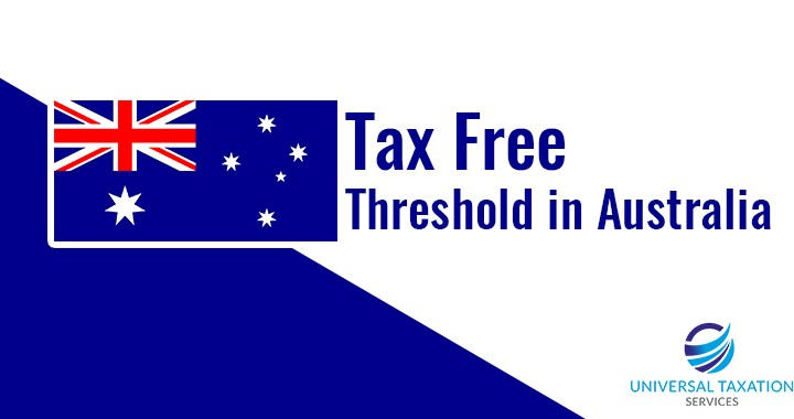 Tax Free Threshold in Australia