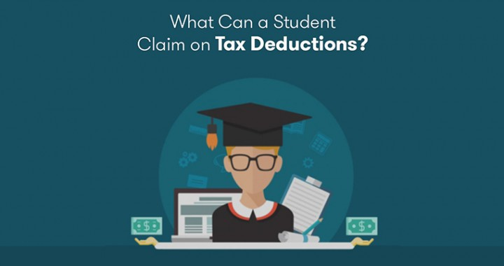 What Can a Student Claim on Tax Deductions